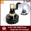 Lightpoint high quality M2 Motorcycle lighting 15w 1650lm 3000k 6500k motorcycle parts for led headlight
