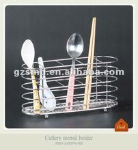 Kitchen scoop cutlery utensil holder