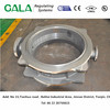 butterfly valve body metal casting molds