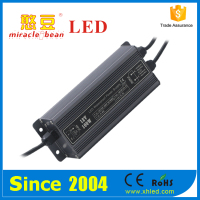 CE Rohs Certificated Iron Shell IP67 Waterproof Customized 100W LED Driver 36V