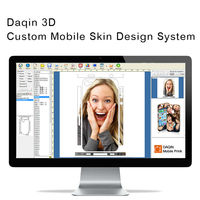 For ANY mobile phone sticker 3d modelling software