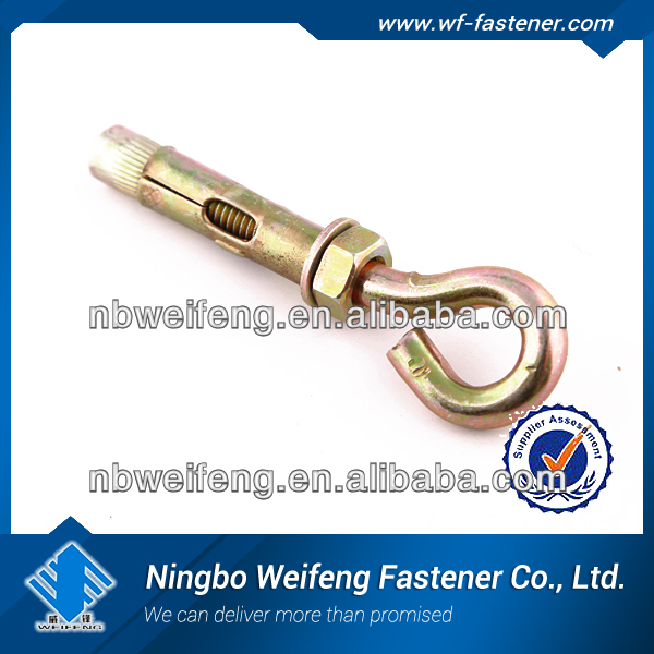 China manufacture&supplier&exporter m27 anchor bolts