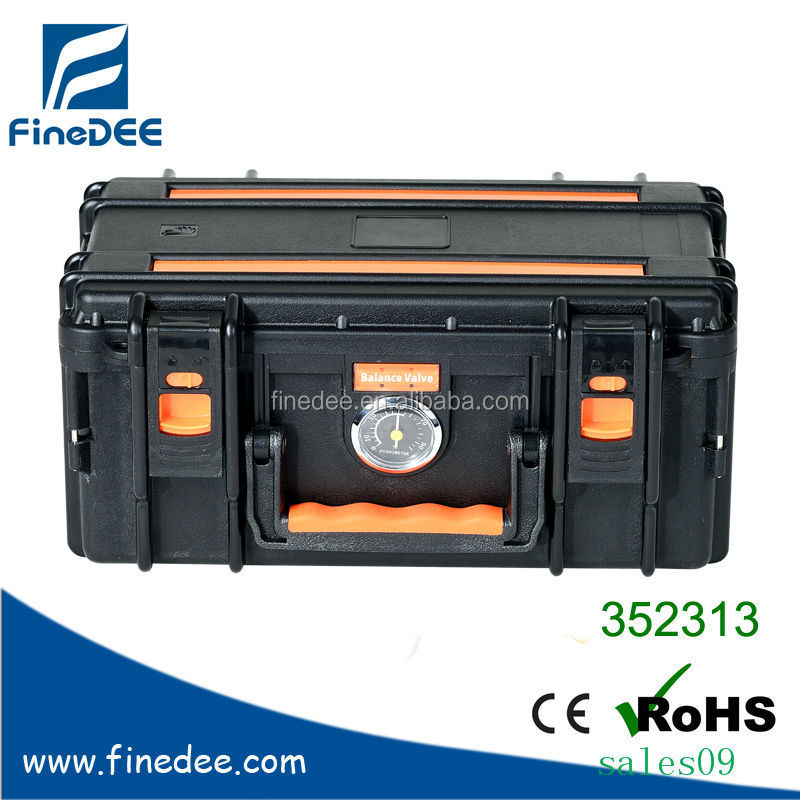 352313 Hard Waterproof IP67 Rugged Equipment Cases