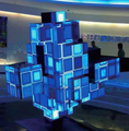 Magic cube LED display draws more attention,best for the night bar ,club ,museum