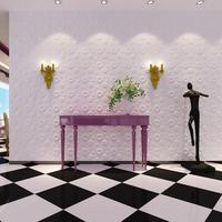 interior wall decoration 3d effect suspend ceiling bobu