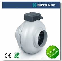 Small Electric For industrial and purifier CE/UL Plastic centrifugal fan 5000 cfm