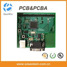 Powerful metal detector pcb circuit board