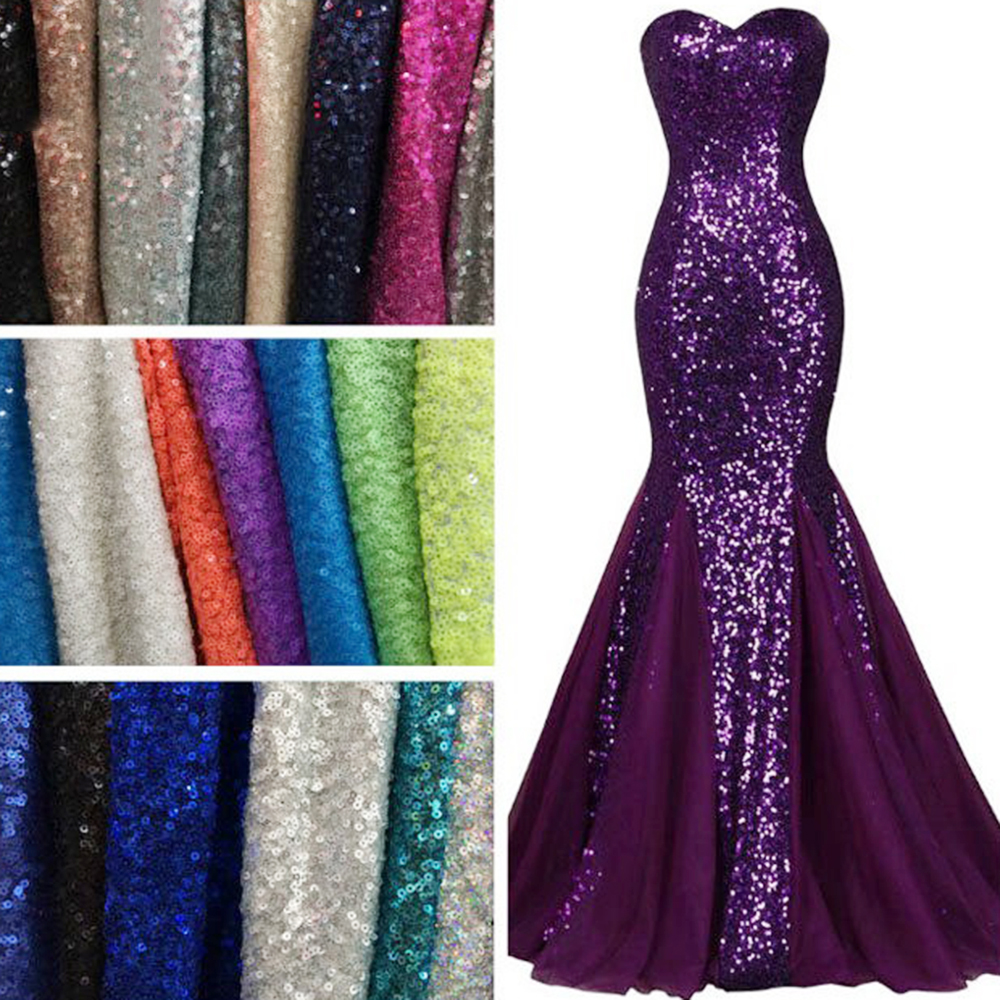 Hot selling sequin and beaded fabric for women BK-FB509