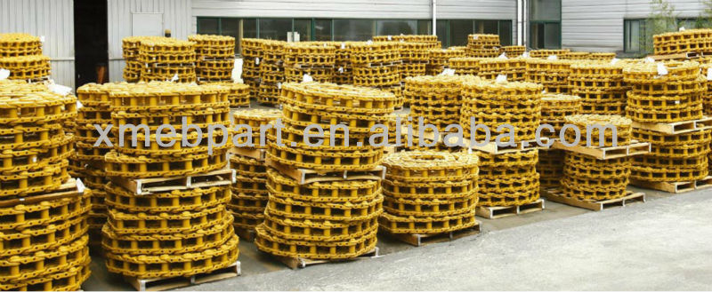 D7G undercarriage spare parts-Track link,Track link assy,Track link assembly,Track chain,Track chain link,Track chain assy