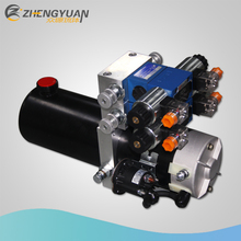 24V DC hydraulic power pack for wing body power unit manufacturer