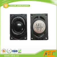 High Quality Audio Speaker 28*40mm 4ohm 3w Mini Rectangle Speaker