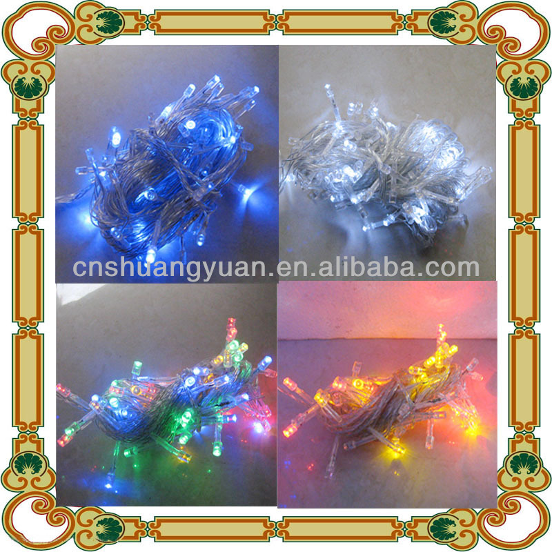 Christmas decoration light,LED Christmas Light String