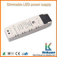 LED adjustable power driver indoor constant current triac dimming led power supply LKAD040D