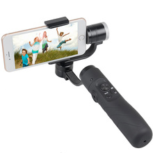3 axis brushless aluminium handheld gimbal stabilizer for max. 6.5inch smartphone cell phone