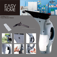 EASY HOME ALDI WINDOW ZOOM Standard Kit, Cordless Electric Window Vac, WINDOW CLEANER ZOOM