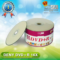 china bulk items full face white inkjet dvd printable