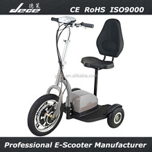 elderly three wheel electric scooter