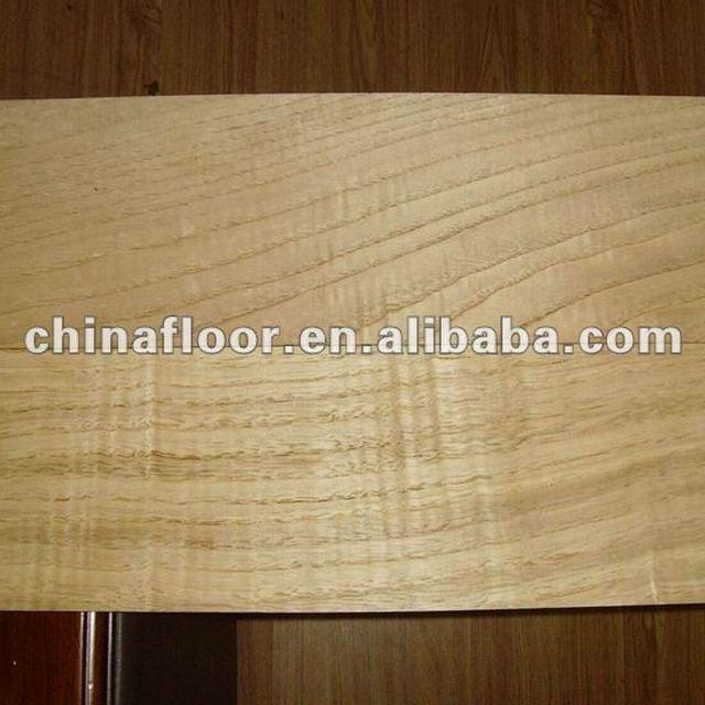 Foshan Discount Unfinished solid Chestnut Wood Plank Floor