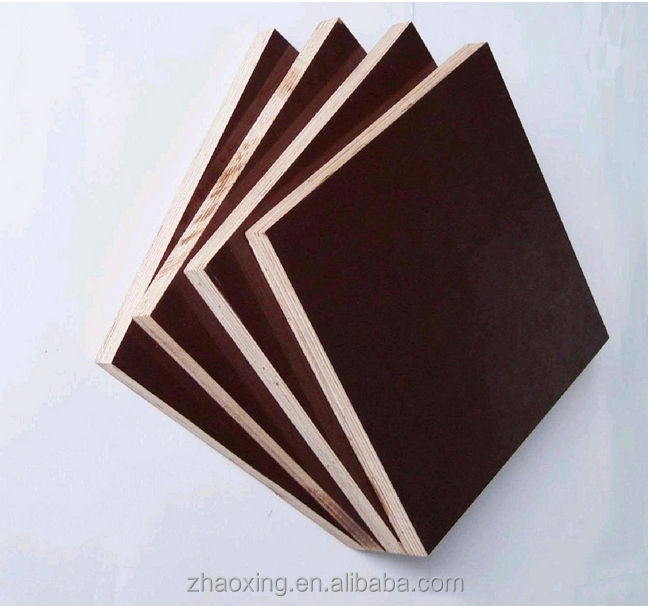 double sided wood veneer laminated plywood