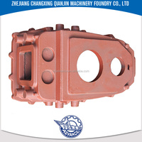 Iron High pressure OEM Service Available HT250 HCD595 heavy-truck transmissions engine valve body casting