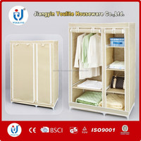 living room design assemble plastic portable wardrobe closet