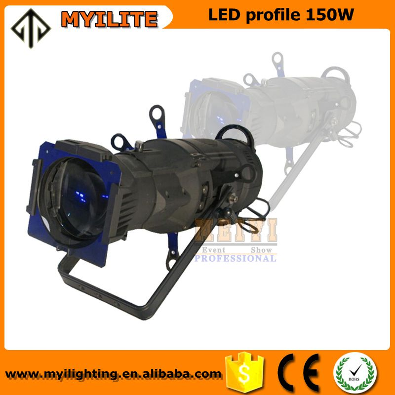 Free shipping 150w white led profile spot light LED PROFILE <strong>150</strong>