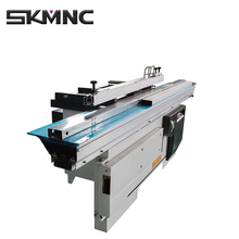 "XK-320 precision 10"" wood cutting panel saw sliding table machine"