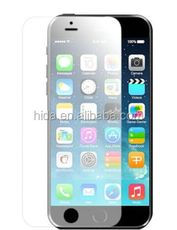 Clear screen protector/guard/film/protective film for iphone 6
