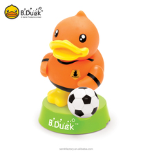 Wholesale customized World Cup theme plastic football player figurine