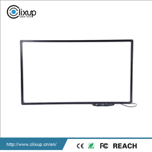 RoHS-compliant 32-110 inch usb multi touch screen overlay kit panel frame
