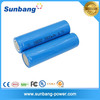 Shenzhen factory wholesales 3.6v li-ion rechargeable battery ,1865 li-ion battery
