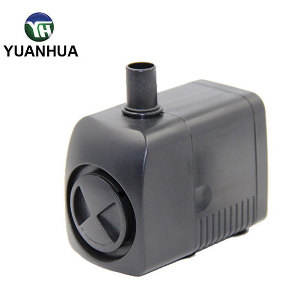 yuanhua water fountain pump with led lights,high pressure fountain pumps