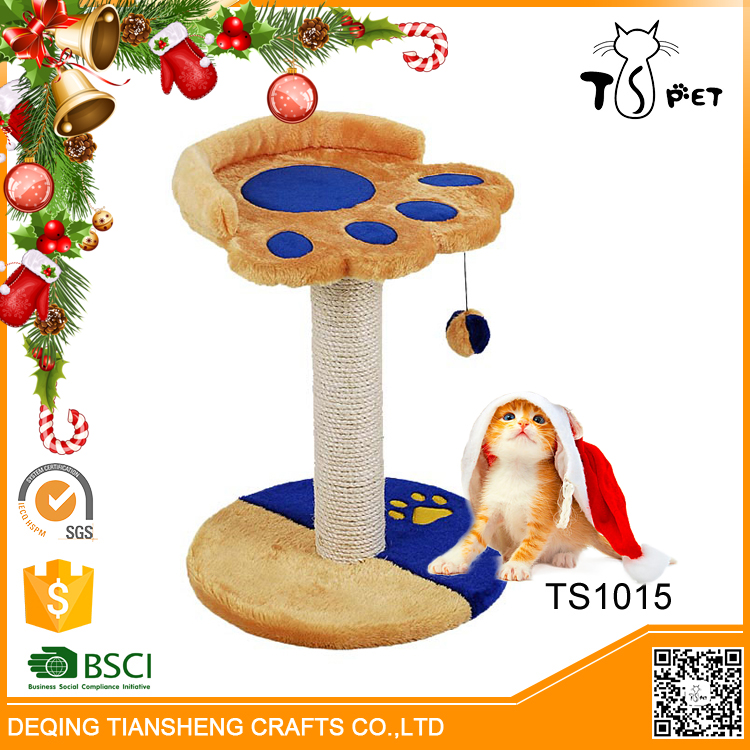 Christmas Decoration Cats Application Deluxe Cat Trees