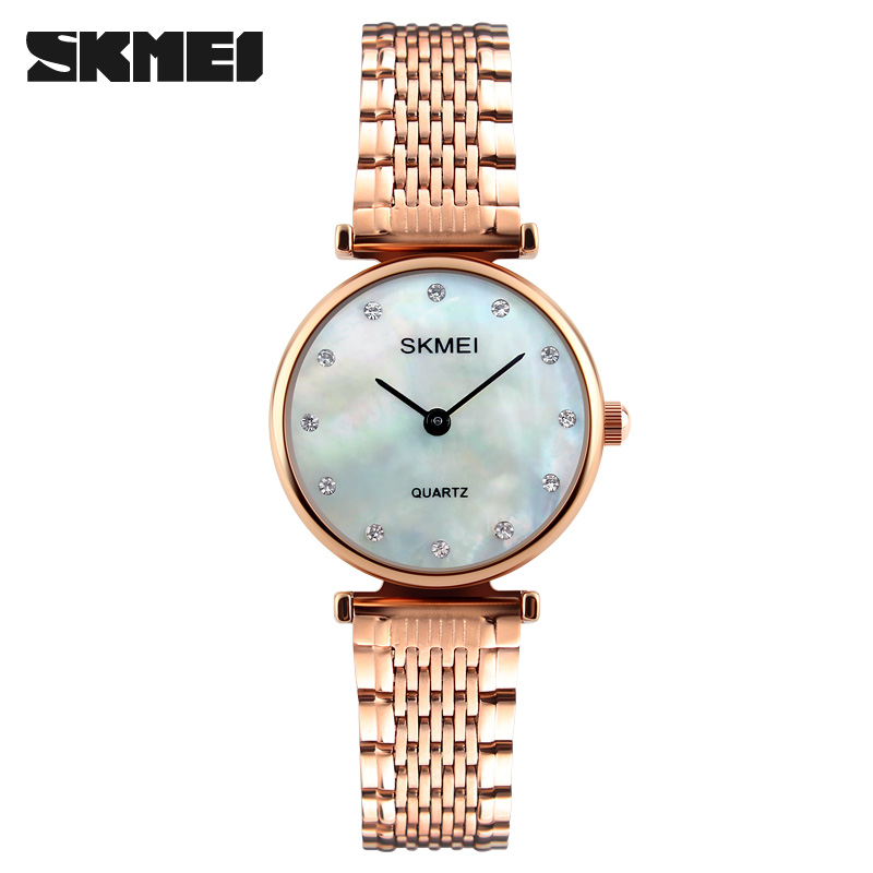 Hot new item SKMEI woman watches 2016 luxury ladies analog watch