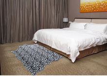 printed wall to wall carpet ,breathable and washable,heat can through