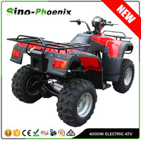 New Shaft Driving Electric Quad 3000W off road ATV for sale ( PH-E7002 )