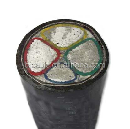 0.6/1kv aluminum conductor xlpe insulated cable