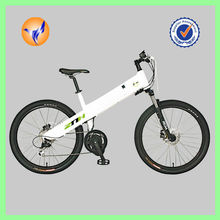 new aluminum fork for the 2015 new electric bicycle middle motor