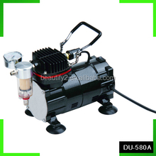 DU-580A mini air compressor 110v