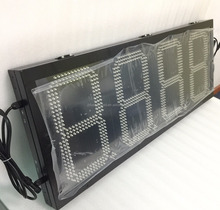 gas station price boards flexible led screen outdoor