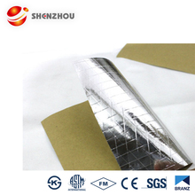 Good quality Aluminum Foil Woven Fabric/building construction/roof heat insulation materials factory in China