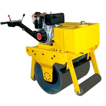 steel diesel engine road roller for sale
