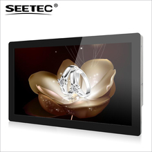 21 inch full hd 1920x1080 LCD Advertising Display signage media player