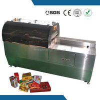 High speed chain driven automatic continuous sealing machine