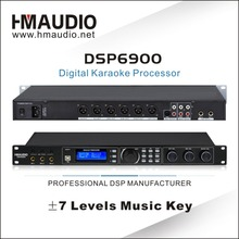 DSP6900 Hot Selling Sound System Processor digital echo karaoke mixer