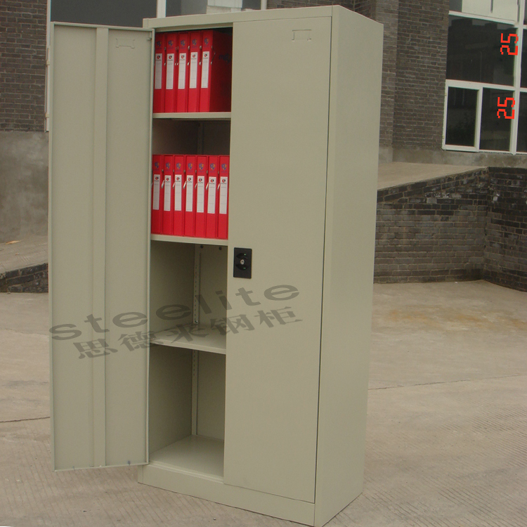 South Africa market iron cupboard/Steel cupboard price/Steel godrej cupboard