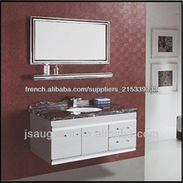 Bon march costco espagnole unique salle de bain vanit for Vente direct usine meuble salle de bain