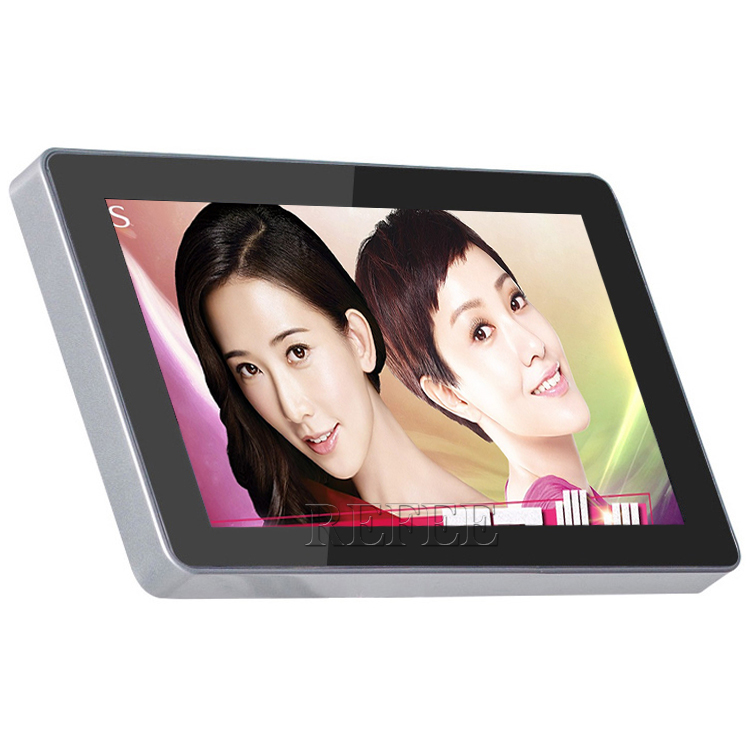 10.1 inch tft lcd display monitor digital signage android 5.1 wall advertising player