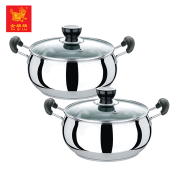 wholesale hot sales reasonable use insulated stainless steel hot pot with high quality