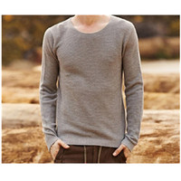 Western hot sale knitted tee shirt blanks for men